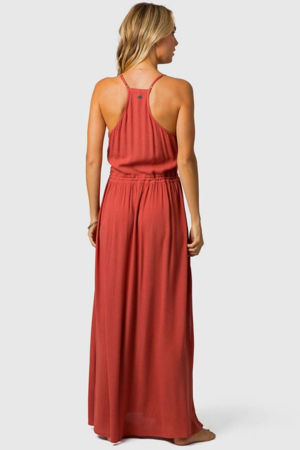 Rip Curl Nelly Maxi Dress - Front Full Image