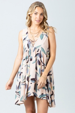 Rip Curl Palm Bay Dress - Product List Image