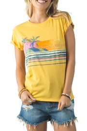Rip Curl Sunset Bay Tee - Product Mini Image