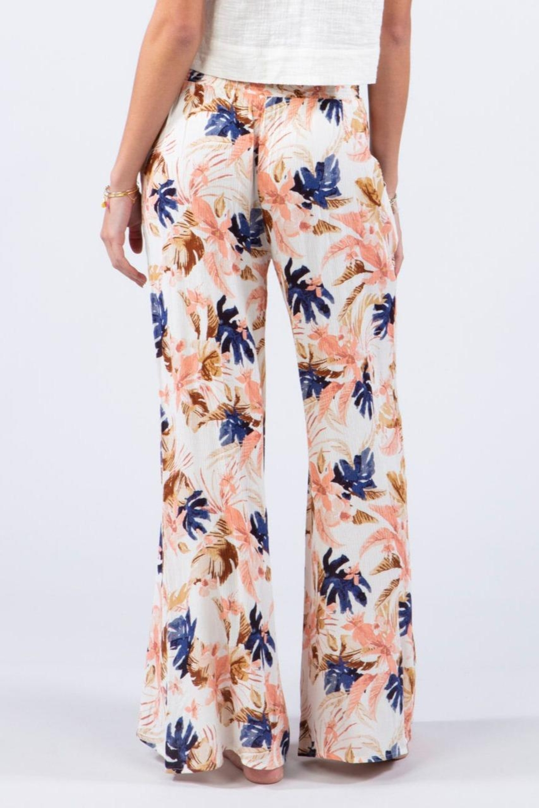 Rip Curl Sunset Wave Pants - Front Full Image
