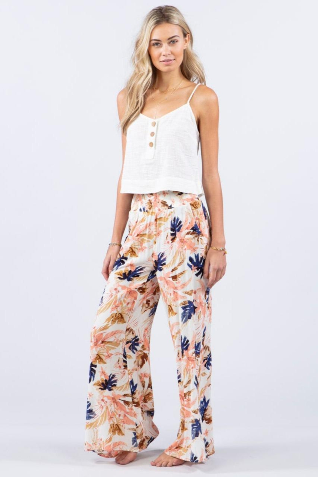 Rip Curl Sunset Wave Pants - Side Cropped Image