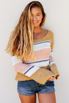 Rip Curl Sunsetters Sweater - Product List Image