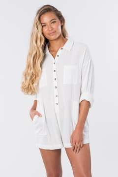 Rip Curl The Adrift Romper - Product List Image