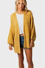 Rip Curl Warm Up Cardigan - Side cropped