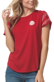 Rip Curl Wetty Revival Tee - Front cropped