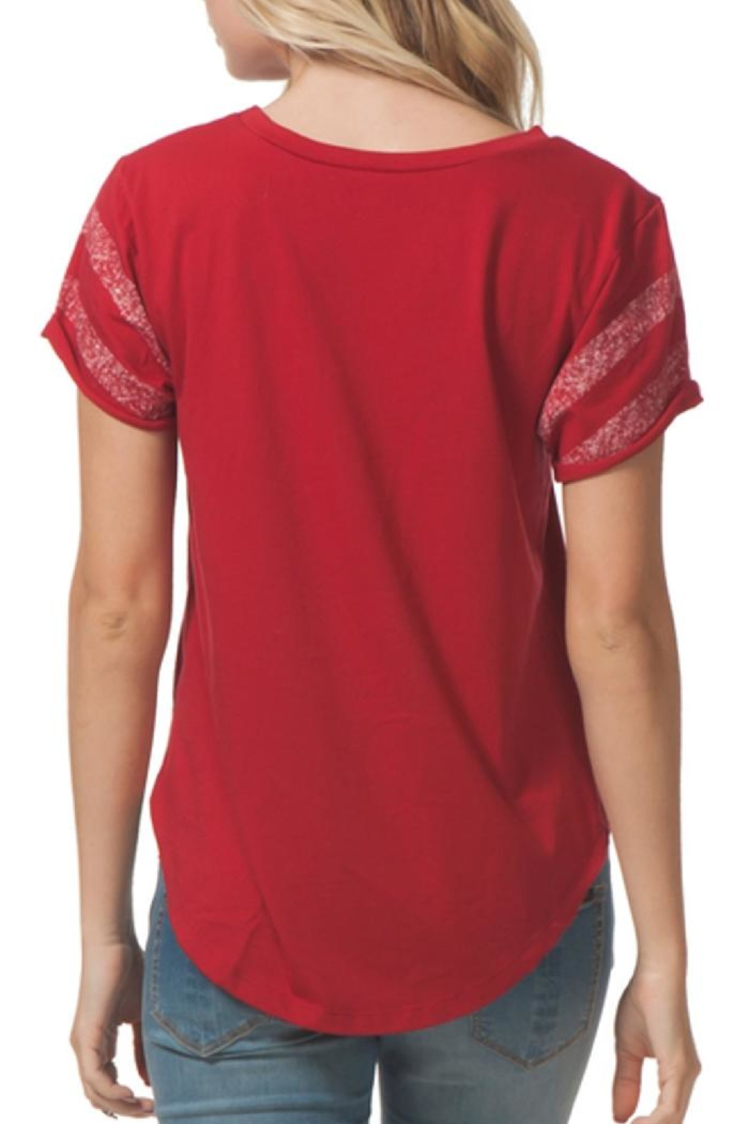 Rip Curl Wetty Revival Tee - Front Full Image