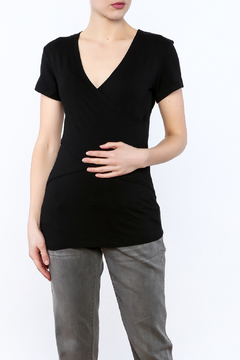 Shoptiques Product: Black Embrace Tee