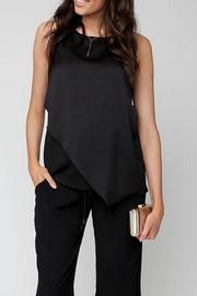 Ripe Maternity Asymmetric Nursing Top - Product Mini Image
