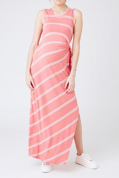 Ripe Maternity Baked Coral Maxi - Product List Image