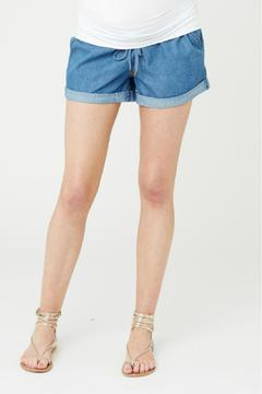 Shoptiques Product: Chambray Combat Shorts