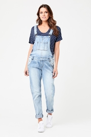 Ripe Maternity Maternity Overalls - Front cropped