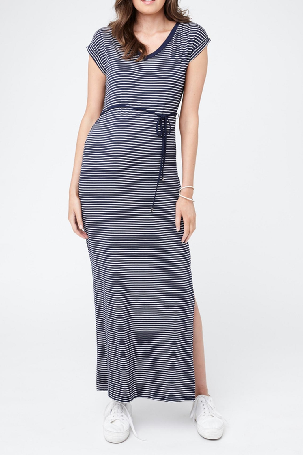 Ripe Maternity Meghan Maxi Dress - Front Cropped Image