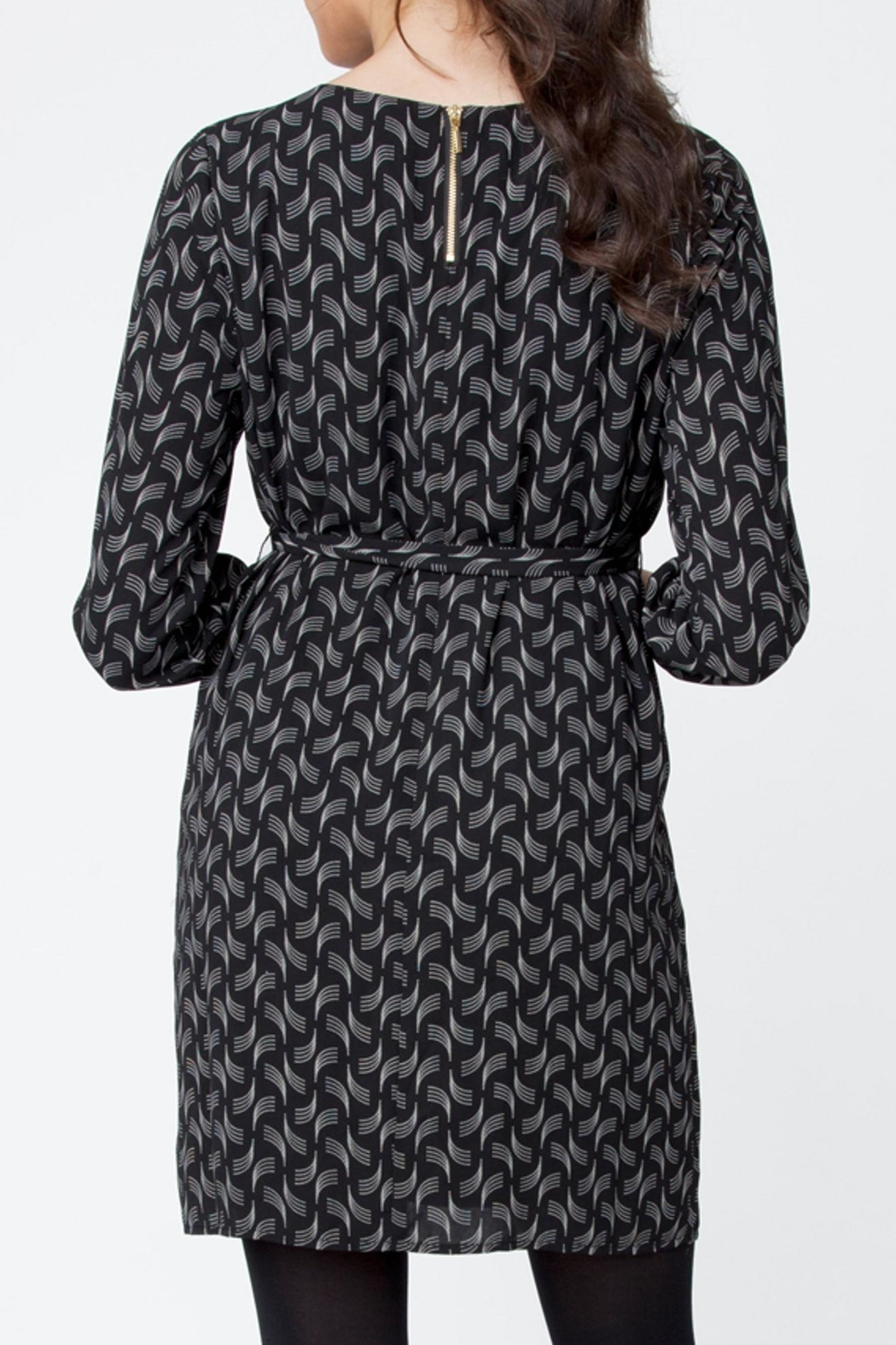 Ripe Maternity Soundwave Tunic Dress - Front Full Image