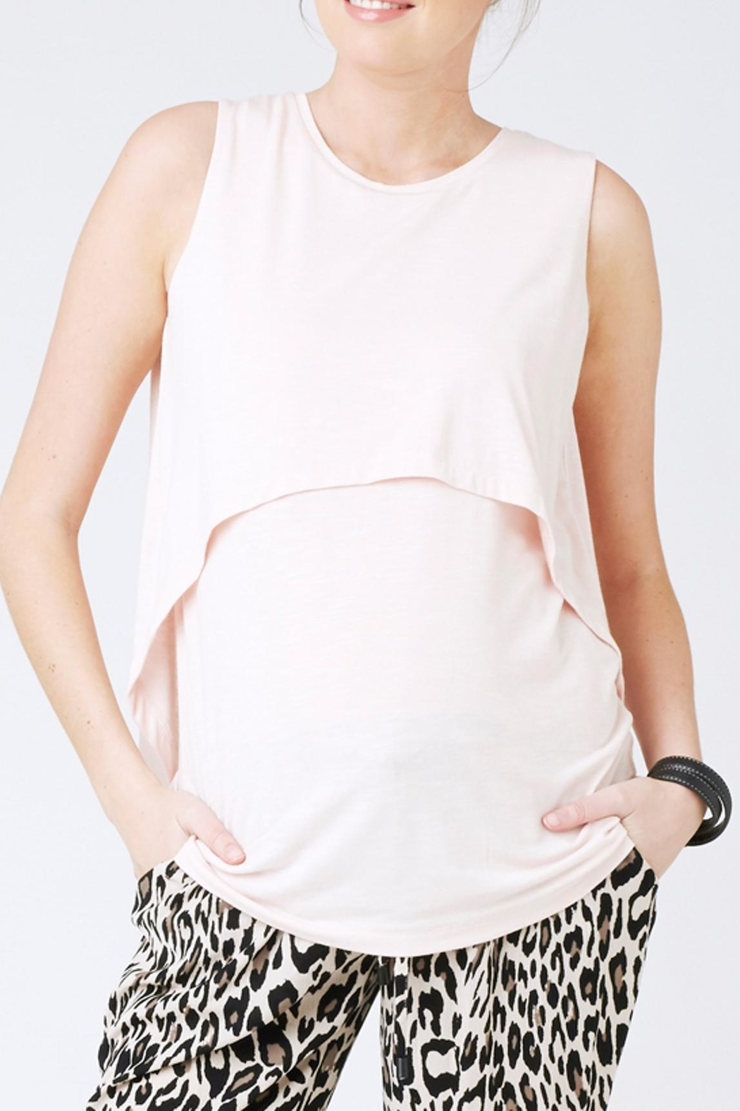 Ripe Maternity Swing Back Tank - Main Image