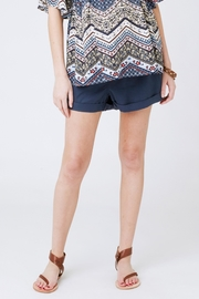 Ripe Maternity Tencel Combat Shorts - Product Mini Image