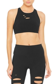 ALO Yoga Ripped Warrior Bra - Product Mini Image