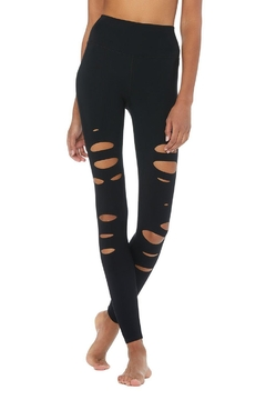 681adc2762 ... ALO Yoga Ripped Warrior Legging - Product List Placeholder Image