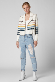BlankNYC Rise & Shine Jacket - Front cropped