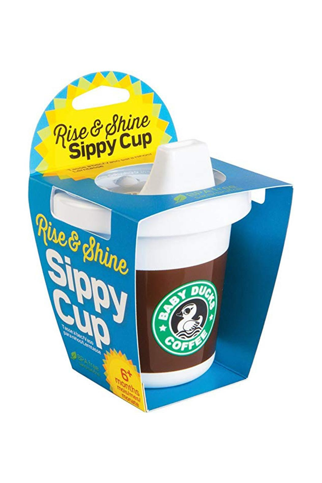 Gama-Go Rise&Shine Sippycup - Main Image