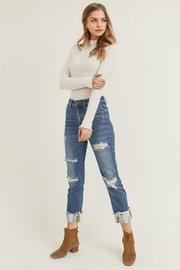 Risen Jeans  Teaser Cuffed Jean - Product Mini Image