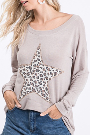 Hopely Rising Star Sweatshirt - Product Mini Image