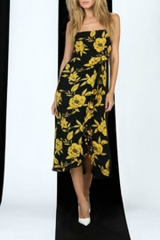 Jay Godfrey Rita Floral Dress - Front cropped