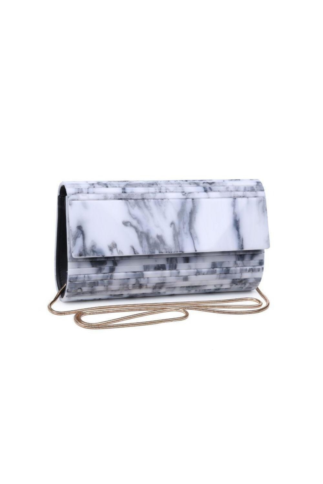 Urban Expressions River Clutch - Front Full Image