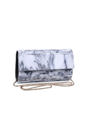 Urban Expressions River Clutch - Front full body