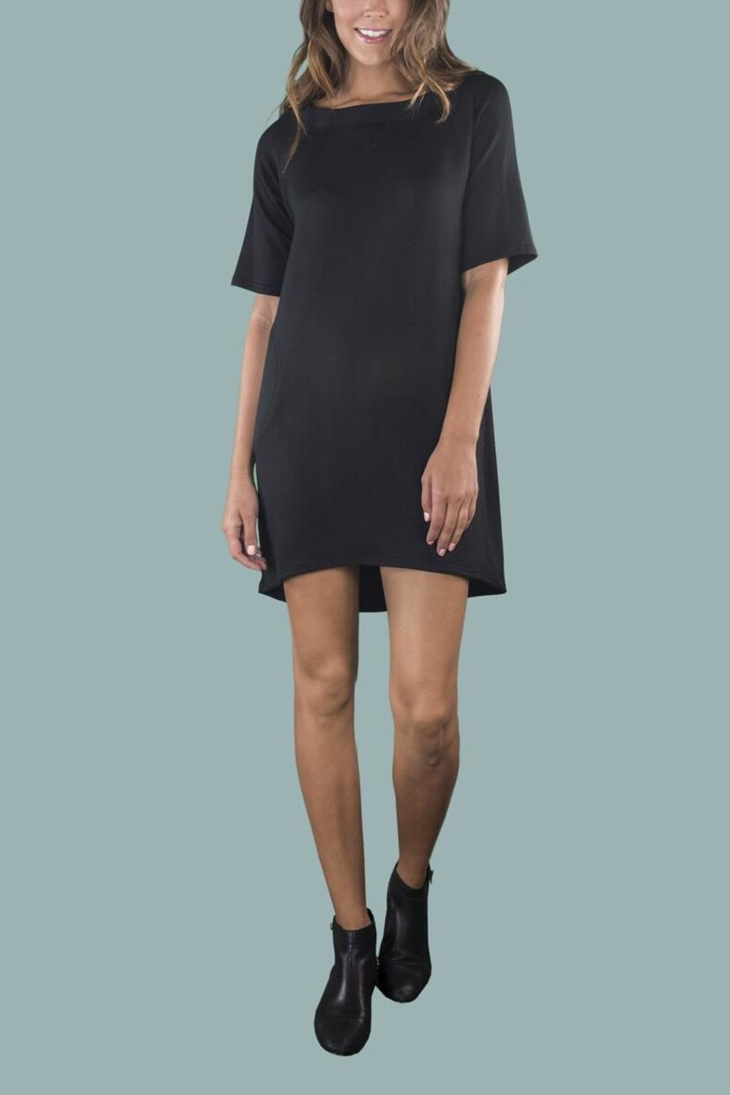 River + Sky  Sporty Lookout Dress - Main Image