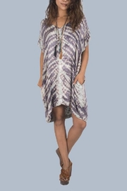 River + Sky  Tie-Dye Tunic - Product Mini Image