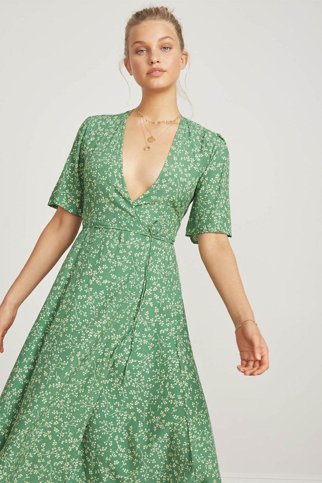 5d496d01b8ea Faithfull The Brand Rivera Midi Dress from Queensland by Wolfe and ...