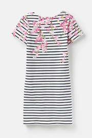 Joules Riviera Print Dress - Back cropped