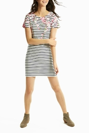 Joules Riviera Print Dress - Product Mini Image