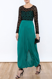 rk7brand Lace Split Maxi - Product Mini Image