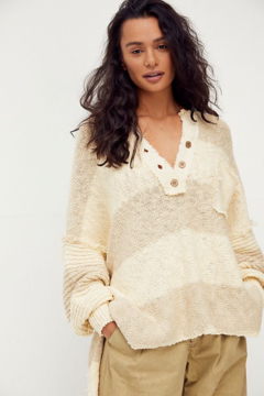 Free People  Road Trip Henley - Product List Image