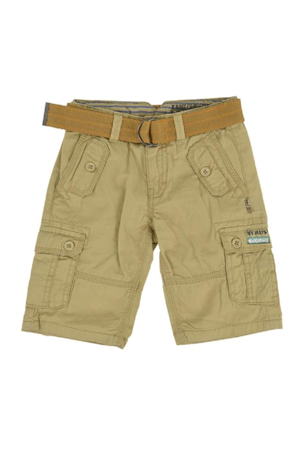 Kanz Roadtrip Cargo Short - Main Image