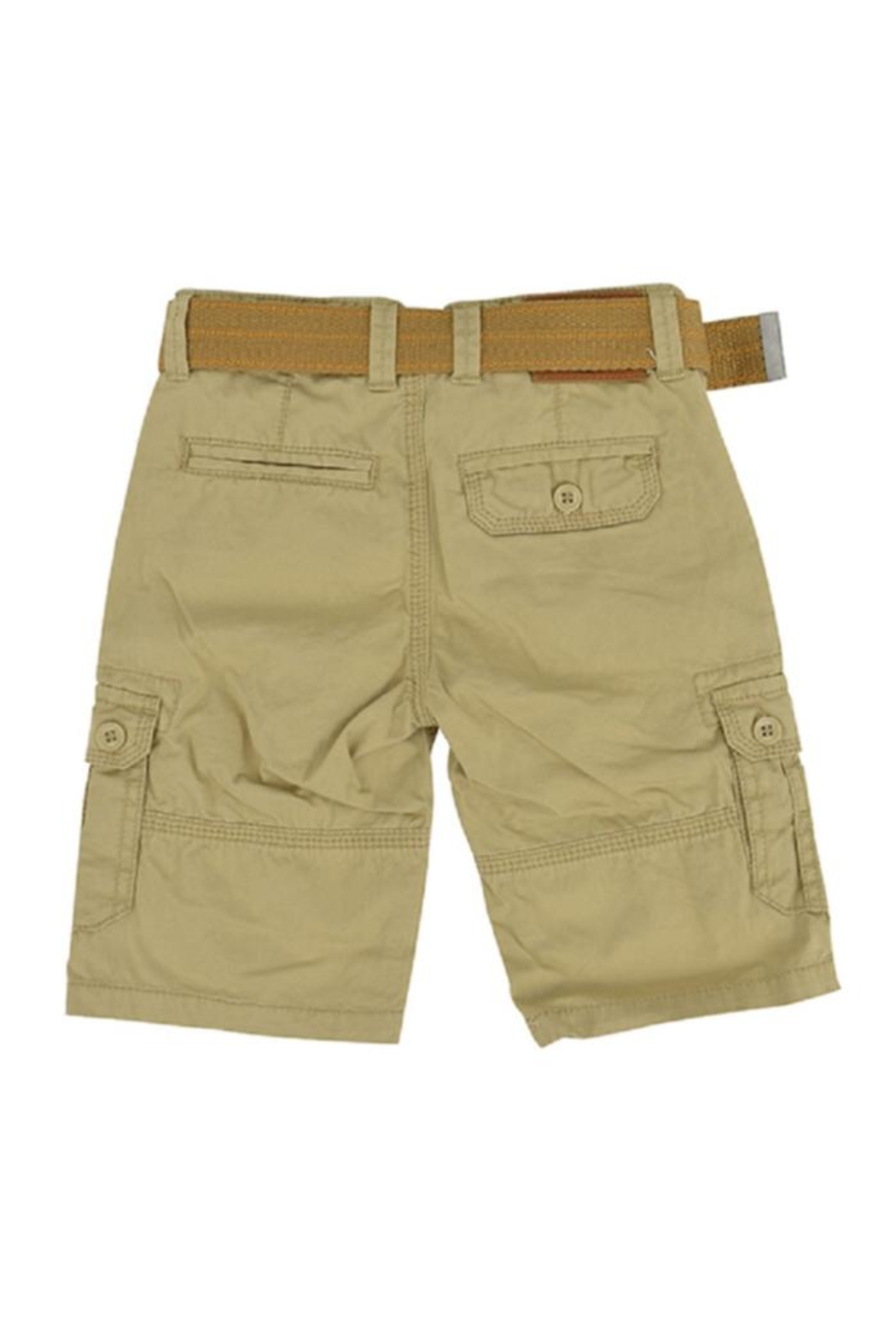 Kanz Roadtrip Cargo Short - Side Cropped Image