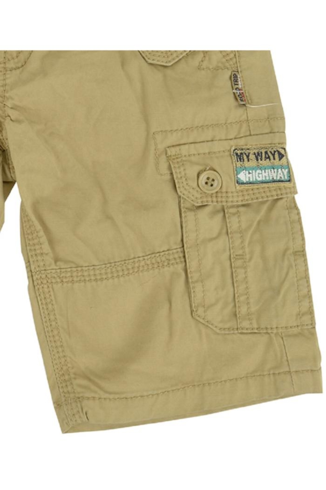 Kanz Roadtrip Cargo Short - Front Full Image