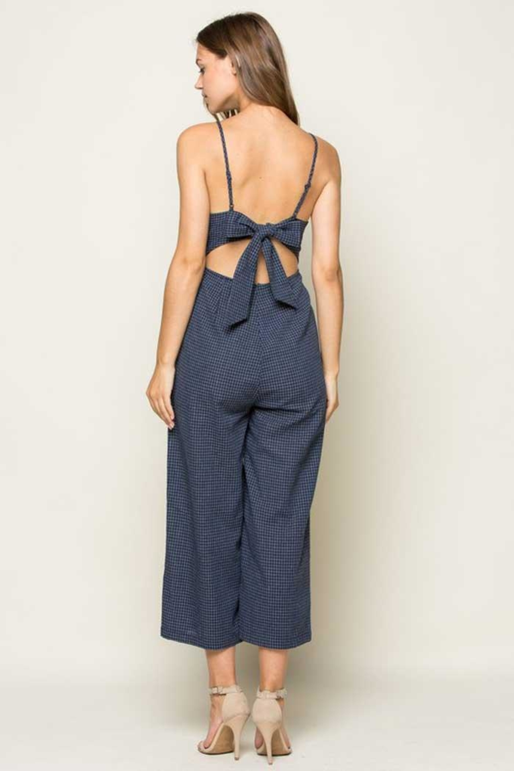 lunik Roam Jumpsuit - Side Cropped Image