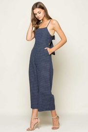 lunik Roam Jumpsuit - Front full body