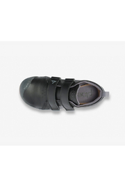 PLAE Roan Sneaker - All Over Black - Back cropped