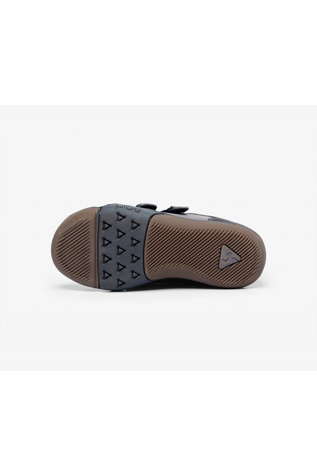 PLAE Roan Sneaker - All Over Black - Side Cropped Image