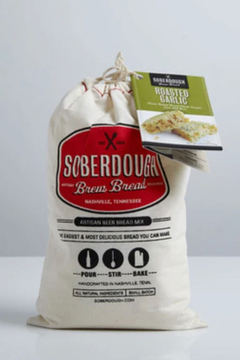 Soberdough Roasted Garlic Bread Mix - Product List Image