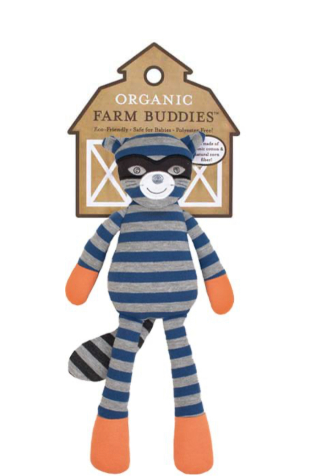 Apple Park Robbie Racoon - Front Full Image