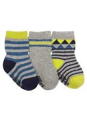 Robeez Boys Baby Socks - Product Mini Image