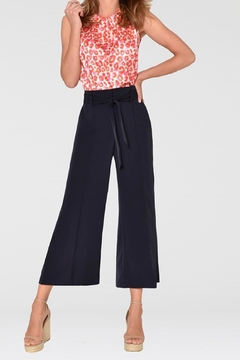 Robell Emma Wide Leg Culottes - Product List Image