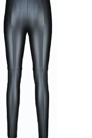 Robell Vegan Leather Pants - Product Mini Image