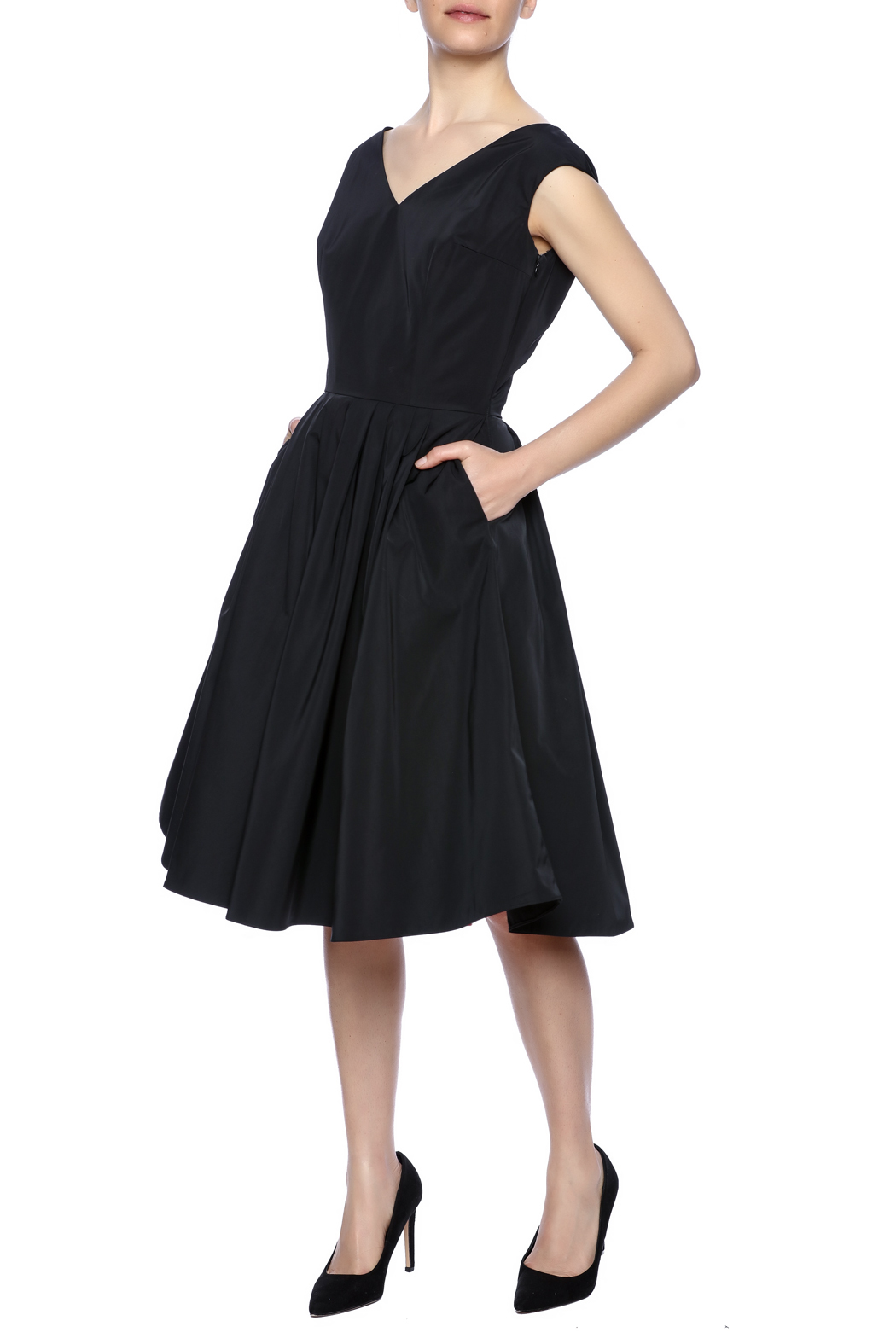 Robert Greco Couture Perfect Black Dress from Montclair by Atelier ...