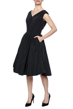 Robert Greco Couture Perfect Black Dress - Product List Image