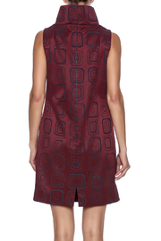 Robert Greco Couture Pussygalore Retro Dress - Back cropped